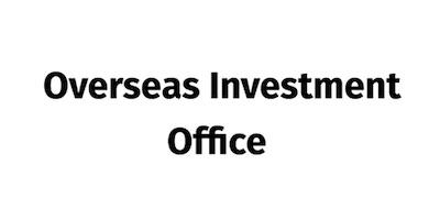 Overseas Investment Office TDB Advisory.