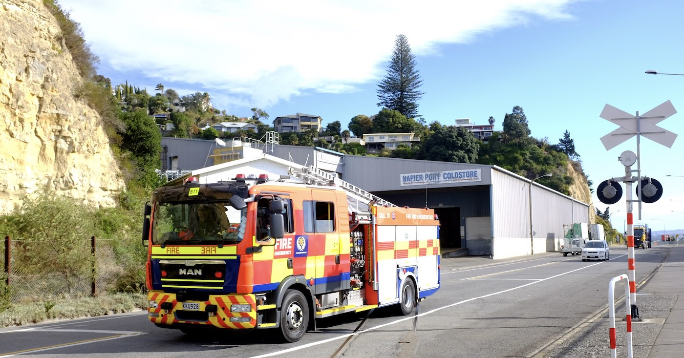 Fire and Emergency Services Funding Cost Recovery Levy