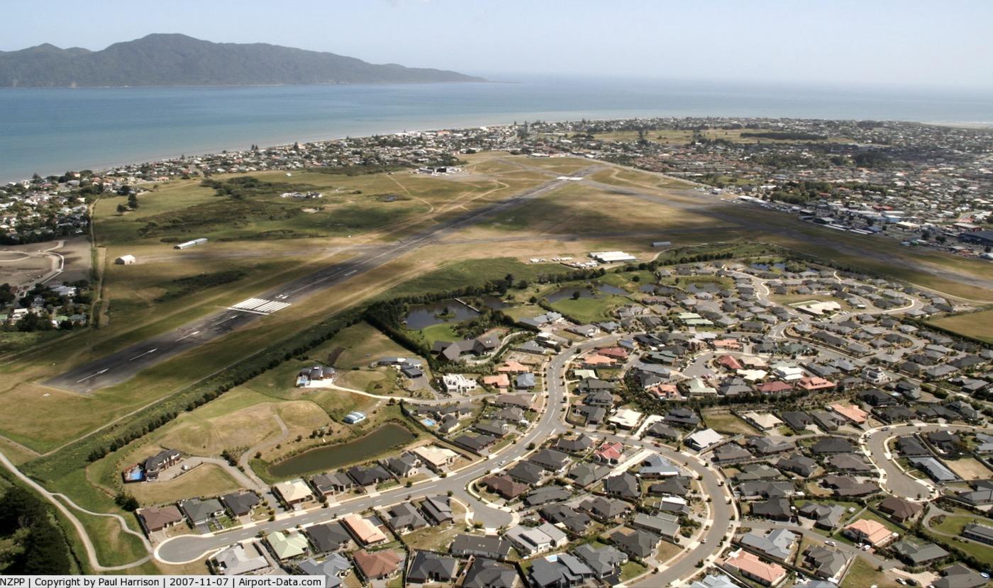 Kapiti airport economic valuation