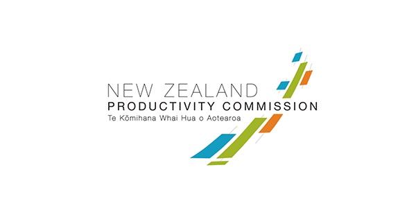 Productivity Commission Logo TDB Advisory New Zealand Dairy Sector Review